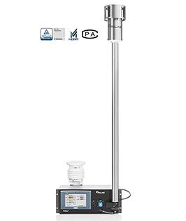 細粉塵測量設備