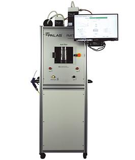 PMFT口罩及濾料測試系統
